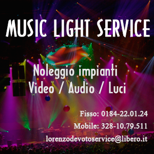 MUSIC LIGHT SERVICE